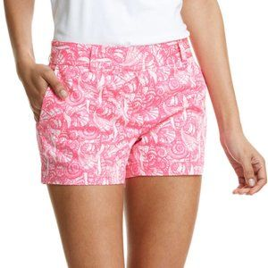 VINEYARD VINES Shells All Over Shorts in Pink 0